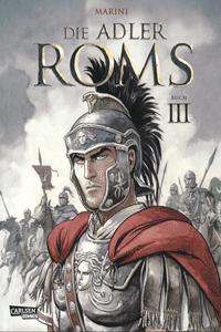 Die Adler Roms, Band 3, Germania - Buch III