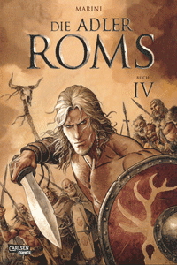 Die Adler Roms, Band 4, Carlsen Comics