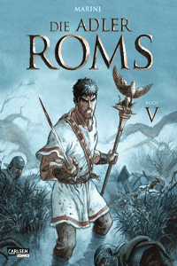 Die Adler Roms, Band 5, Carlsen Comics