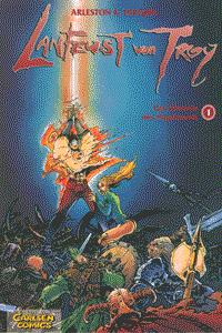 Lanfeust von Troy, Band 1, Carlsen Comics