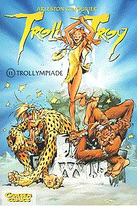 Troll von Troy, Band 11, Carlsen Comics