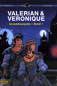Valerian und Veronique Gesamtausgabe, Band 1, Carlsen Comics