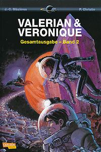 Valerian und Veronique Gesamtausgabe, Band 2, Carlsen Comics