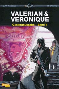 Valerian und Veronique Gesamtausgabe, Band 4, Carlsen Comics