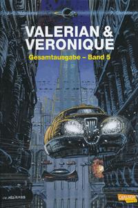 Valerian und Veronique Gesamtausgabe, Band 5, Carlsen Comics