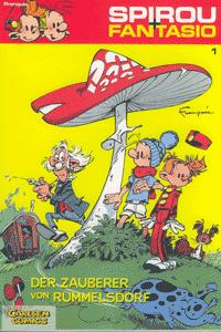 Spirou und Fantasio, Band 1, Carlsen Comics
