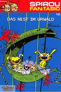 Spirou und Fantasio, Band 10, Carlsen Comics