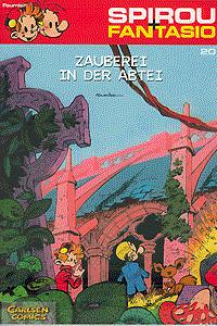 Spirou und Fantasio, Band 20, Zauberei in der Abtei