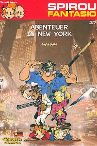 Spirou und Fantasio, Band 37, Abenteuer in New York
