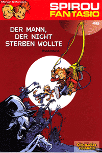 Spirou und Fantasio, Band 46, Carlsen Comics