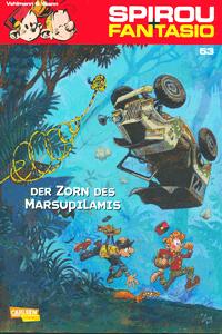 Spirou und Fantasio, Band 53, Carlsen Comics