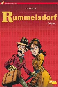 Spirou präsentiert, Band 4, Carlsen Comics