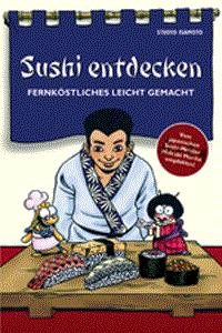 Sushi entdecken, Einzelband, Carlsen Comics