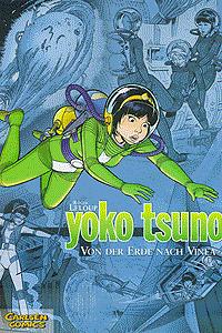YOKO TSUNO Sammelbände, Band 2, Carlsen Comics
