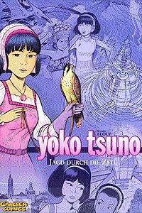 YOKO TSUNO Sammelbände, Band 3, Carlsen Comics