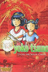 YOKO TSUNO Sammelb�nde, Band 5, Unter der Sonne Chinas