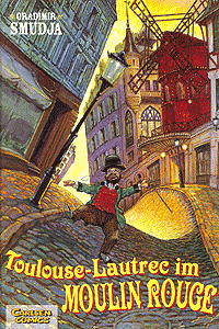 Toulouse-Lautrec, Band 1, Toulouse-Lautrec im Moulin Rouge