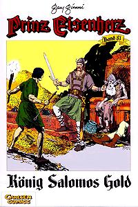 Prinz Eisenherz, Band 81, Carlsen Comics