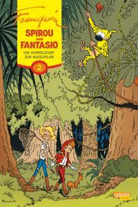 Spirou & Fantasio Gesamtausgabe, Band 2, Carlsen Comics