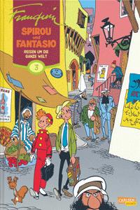 Spirou & Fantasio Gesamtausgabe, Band 3, Carlsen Comics