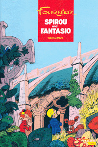 Spirou & Fantasio Gesamtausgabe, Band 9, Carlsen Comics