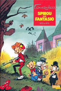 Spirou & Fantasio Gesamtausgabe, Band 10,