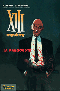 XIII Mystery, Band 1, Carlsen Comics