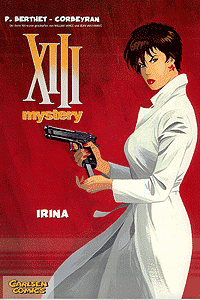XIII Mystery, Band 2, Carlsen Comics