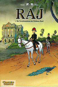 RAJ, Band 1, Carlsen Comics