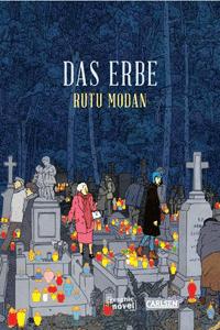 DAS ERBE, Einzelband, Carlsen Comics