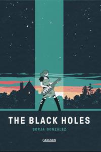 The Black Holes | Das schwarze Loch, Einzelband, Carlsen Comics