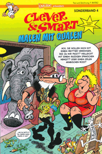 Clever & Smart Sonder, Band 4, Carlsen Comics