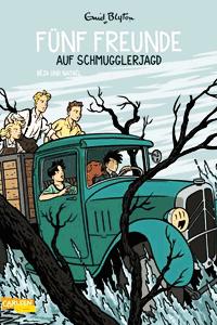 Fünf Freunde [comic], Band 4, Carlsen Comics