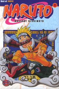 Naruto, Band 1, Naruto Uzumaki