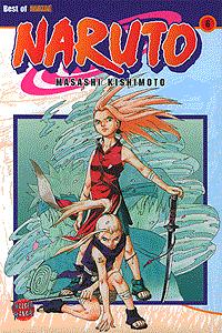 Naruto, Band 6, Gib die Losung aus, . . .