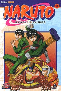 Naruto, Band 10, Carlsen-Manga