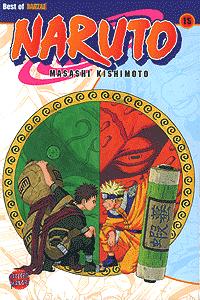 Naruto, Band 15, Carlsen-Manga