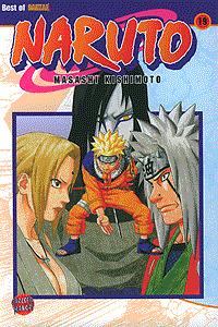 Naruto, Band 19, Carlsen-Manga