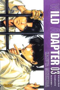 Wild Adapter, Band 3, Carlsen-Manga
