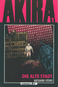 Akira | 1991-1996, Band 1, Carlsen Comics