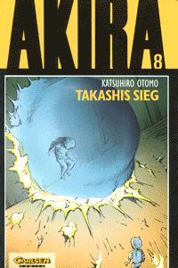 Akira | 1991-1996, Band 8, Carlsen Comics