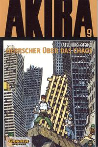 Akira | 1991-1996, Band 9, Carlsen Comics