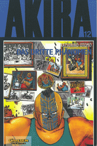 Akira | 1991-1996, Band 12, Carlsen Comics