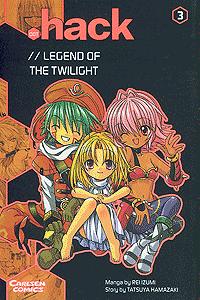 .hack// Legend of the Twilight, Band 3, Carlsen-Manga