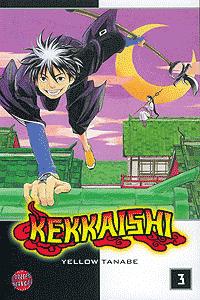 Kekkaishi, Band 3, Carlsen-Manga