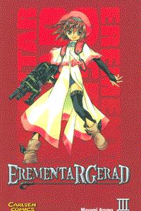 Erementar Gerad, Band 3, Carlsen-Manga
