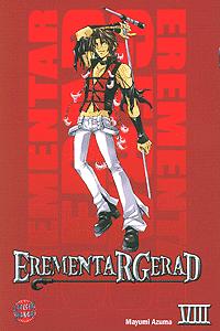 Erementar Gerad, Band 8, Carlsen Manga