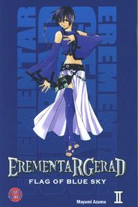 Erementar Gerad - Flag of the Blue Sky, Band 2, Carlsen-Manga