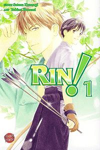 Rin!, Band 1, Carlsen-Manga