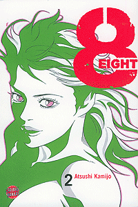 EIGHT, Band 2, Carlsen-Manga